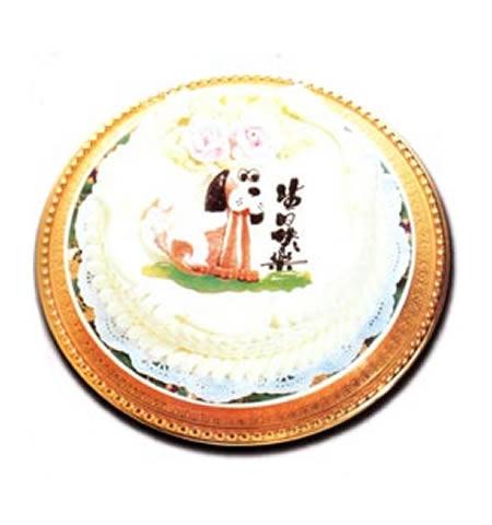十二生肖蛋糕